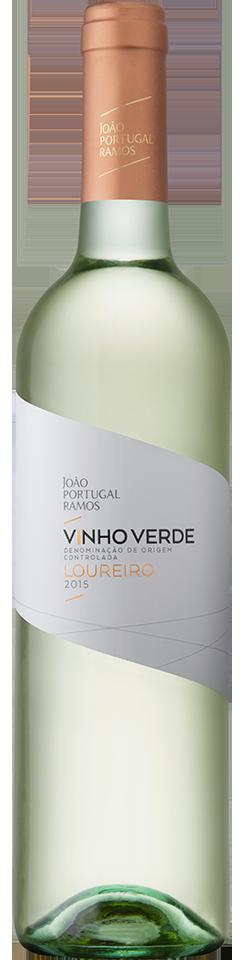 João Portugal Ramos Vinho Verde Loureiro 2015