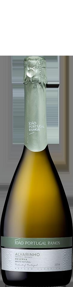 João Portugal Ramos Alvarinho Natural Brut Sparkling Wine – Reserva 2014